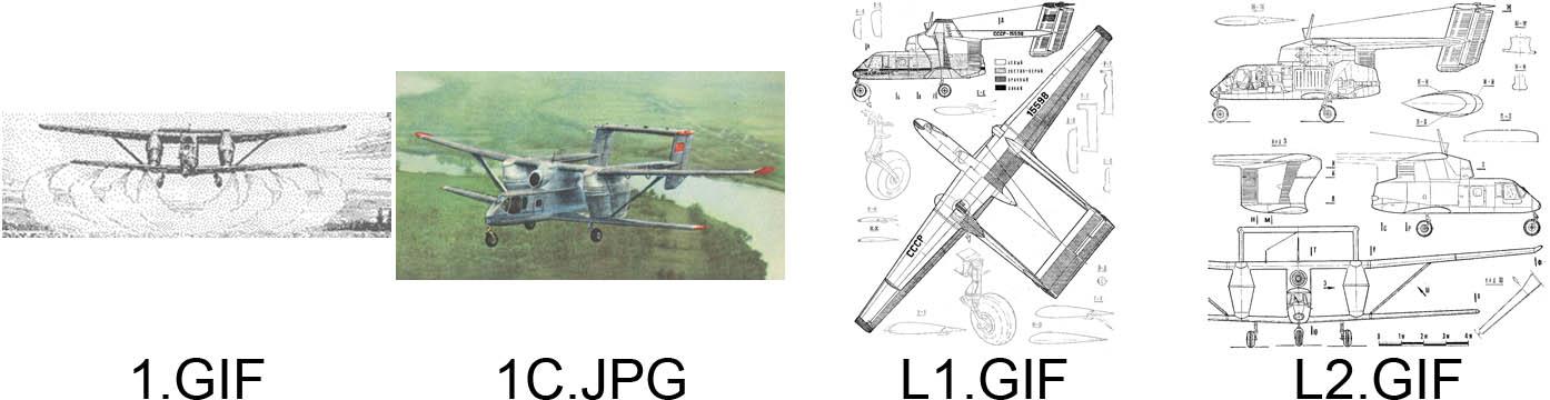 PZL M-15 Belphegor чертежи