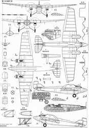 Туполев ПС-9 чертежи